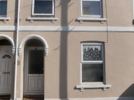 Terraced house in Granville Street...