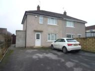 semi detached house in Northfield Crescent...