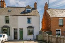 Terraced house in Burford Road, Witney...