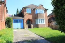 semi detached property in Coningsby Road...
