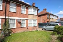 Chairborough Road semi detached house to rent