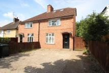 Bowerdean Road semi detached property to rent
