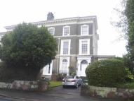 Studio flat to rent in Victoria Park Road...