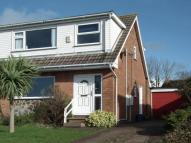 3 bedroom semi detached property in Pines Road, Exmouth, EX8