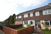3 bed semi detached property in Churchill Road, Exmouth...