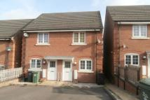 2 bedroom semi detached property to rent in Spinners Way, Shepshed...