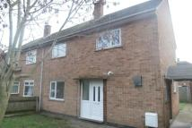 3 bedroom semi detached home to rent in Old Ashby Road...