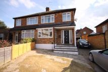 semi detached house to rent in Harriescourt...