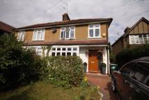 3 bed semi detached property to rent in Broomstick Hall Road...