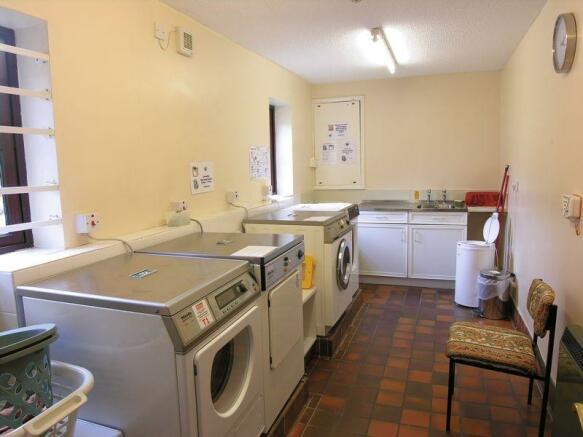 Communal Wash Room