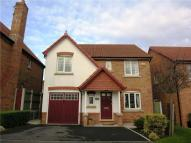 Detached home in Winscar Walk...