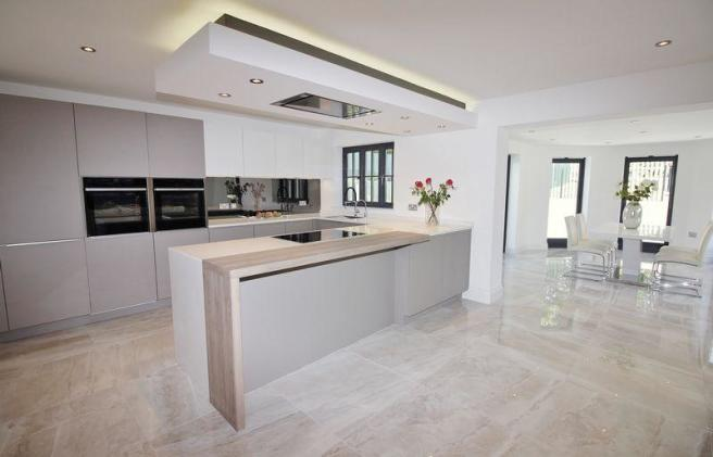Kitchen, Garde...