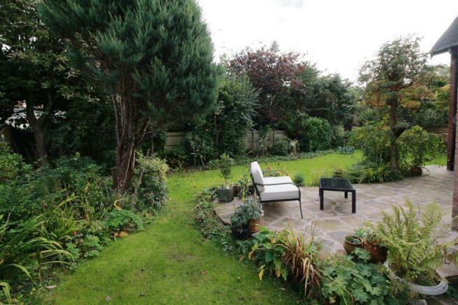 Rear Garden - ...