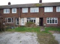 Terraced property in Castle Close, Boverton...