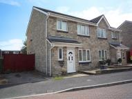 semi detached house in Heol Ger-Y-Felin...