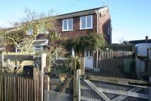 semi detached house in Picketston Close...