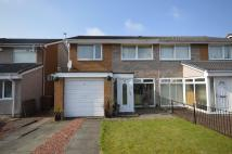 semi detached home in Jagger Gardens, Glasgow...