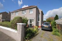 3 bed semi detached property in Gordon Avenue, Glasgow...