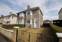 2 bed semi detached house for sale in Weirwood Avenue, Glasgow...