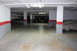 Garage with remote
