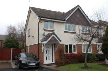 3 bedroom semi detached property in Melkridge Close