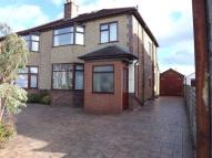 semi detached house in Woodlea Ave, Upton