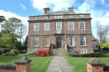 Flat to rent in Flat Newton Hall, Chester