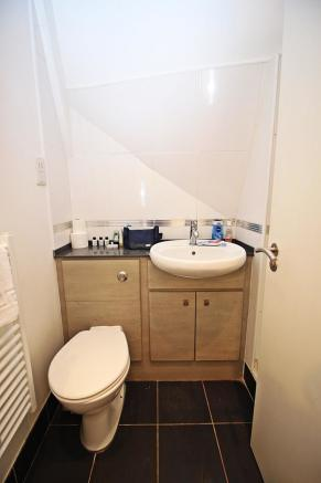 Ensuite shower-room