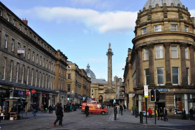 Commercial Property To Let Grey Street Newcastle