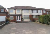 6 bed semi detached home in Coventry Road, Sheldon...
