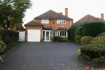 Detached house for sale in Dovehouse Lane, Solihull