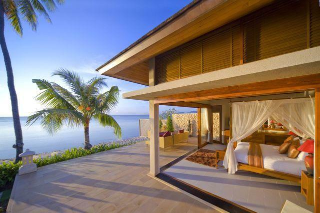 Beach Bedroom.