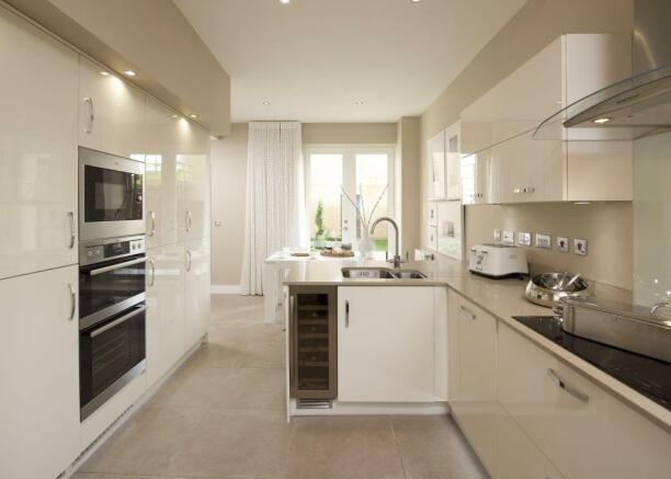 Leatham Kitchen