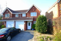 3 bedroom semi detached property in Hollington Drive...