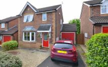 Detached property for sale in Dartington Drive...