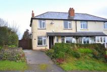 semi detached property for sale in Hollybush Road, Cyncoed...