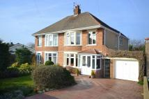 4 bedroom semi detached house in Crystal Wood Road, Heath...