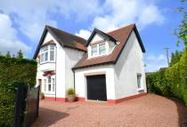 4 bed Detached house for sale in Hollybush Road, Cyncoed...