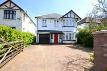 Detached property in Bettws-y-coed Road...