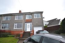semi detached home in Egremont Road, Penylan...