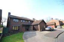 4 bed Detached property in Alderbrook, Cyncoed...