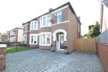 semi detached house in St. Gildas Road, Heath...
