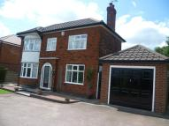 Detached home in Derby Road...