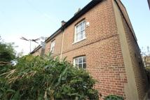 2 bed semi detached house in Archbishops Place...