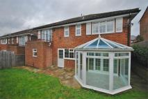 semi detached house in Radcliffe Road, Croydon...