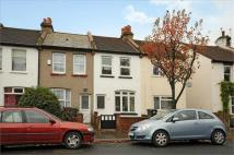 Terraced home in Exeter Road...