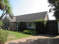 Detached Bungalow in Dunsford Close, Exmouth