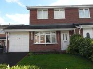 3 bed semi detached house to rent in Kestrel Way, Cheslin Hay...