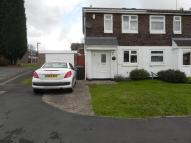 2 bedroom semi detached house in Dace, Dosthill, Tamworth...
