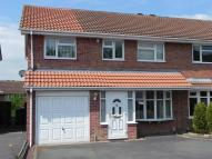 semi detached property to rent in 80 Greenheart, Amington...